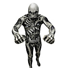 more details on Monster Collection Skull and Bones Morphsuit.
