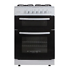 more details on Cookworks CGT60W Gas Cooker - White/Exp.Del.