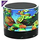 more details on Ninja Turtles Bluetooth Speaker - Green.