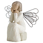 more details on Willow Tree Angel of Caring Figurine.