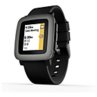 more details on Pebble Time Fitness Smartwatch - Black.