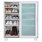 more details on Hygena Tulsa Shoe Storage Cabinet - Gloss White.