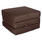 more details on ColourMatch Single Mattress Cube - Chocolate.