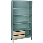 more details on Habitat Elder Sage Green Bookcase.