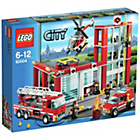 more details on LEGO® City Fire Station - 60004.