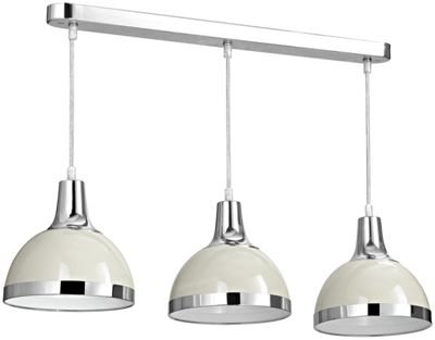 Buy Vermont Pendant Light With Clay Shades At Argos Co Uk
