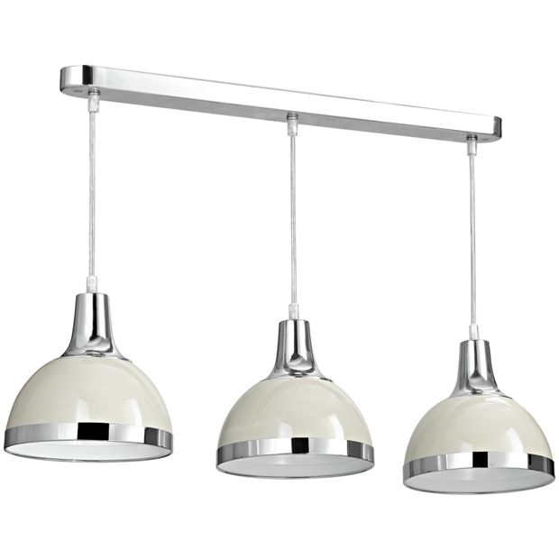 Ceiling Lights At Argos : Buy vermont pendant light with clay shades at argos