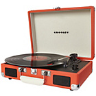 more details on Crosley Cruiser Retro Turntable - Orange.