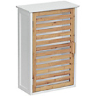 more details on Premier Housewares Single Door Bathroom Wall Cabinet.
