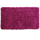 more details on Tufted Twist Bath Mat - Fuchsia.