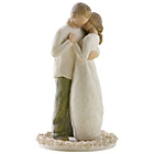 more details on Willow Tree Promise Cake Topper.