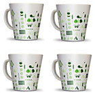 more details on Bewdley Hill Melamine Mug Set - Pack of 4.