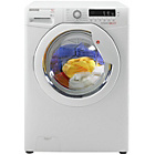more details on Hoover DXC4E47W3 7KG 1400 Washing Machine- White/Ins/Del/Rec