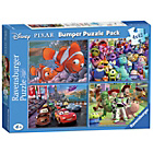 more details on Disney Pixar 4 x 42 Piece Puzzles