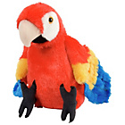 more details on Wild Republic CK Macaw Scarlet 12 inch.