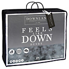 more details on Downland Feels Like Down 10.5 Tog Duvet - Double.