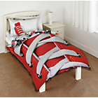 more details on Skycovers Red Laces Duvet Cover Set - Single.