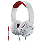 more details on JVC Xtreme Xplosives HA-SR50X Over-Ear Headphones - White.