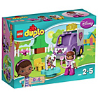 more details on LEGO® Duplo® Doc McStuffins Rosie the Ambulance - 10605.