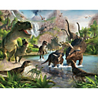 more details on Walltastic Dinosaur Land Wall Mural.