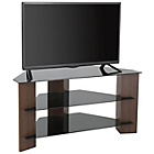 more details on Walnut and Black Glass 42 Inch TV Stand.