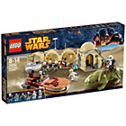 more details on LEGO Star Wars Mos Eisley Cantina 75052.