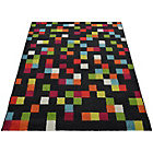 more details on Melrose Colpop Mosaic Rug - 120x170cm - Multicoloured.
