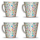 more details on Berrow Hill Melamine Mug Set - Pack of 4.
