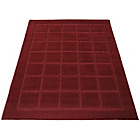 more details on Verona Blocks Rug - 140x200cm - Red.