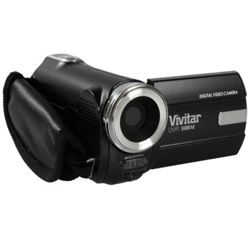 Vivitar DVR908M 9.1MP 720p HD Ultra Compact Digital Camcorder