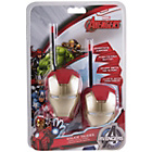 more details on Avengers Iron Man Walkie Talkie.