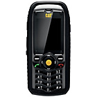 more details on Sim Free Cat B25 Mobile Phone - Black