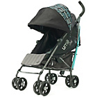 more details on UME One Boho Patchwork Pushchair - Teal.