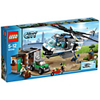 more details on LEGO City Helicopter Surveillance - 600046.