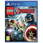 more details on LEGO Avengers Game - PS4.