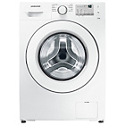 more details on Samsung WW70J3483KW 7Kg Washing Machine - White/Exp Del.