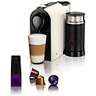 more details on Nespresso UMilk Coffee Machine by Krups - Pure Cream.