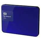 more details on WD 1TB Passport Ultra Portable Hard Drive - Blue.