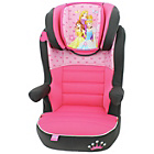 more details on Disney Princess Rway SP Group 2-3 Highback Car Booster Seat.