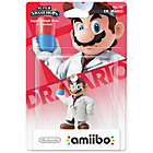 more details on amiibo Smash Figure - Dr. Mario.