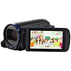more details on Canon Legria HF R66 Full HD Camcorder - Black.