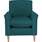 more details on Armless Chair Teal.