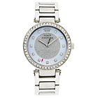 more details on Juicy Couture Ladies' Luxe Couture Lilac Dial Bracelet Watch