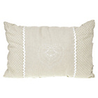 more details on Country Baskets Katie Natural Cushion - 27x40cm.