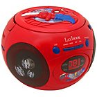 more details on Lexibook Spider-Man Radio and CD Player.