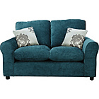 more details on Tabitha Regular Fabric Sofa - Teal.