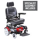 more details on Sunfire Plus Power Wheelchair.