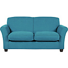 more details on Caitlin Large Fabric Sofa - Teal.