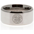 more details on Stainless Steel Celtic Ring - Size X.