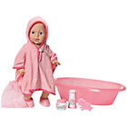 more details on Baby Annabell Care for Me with Bath tub.